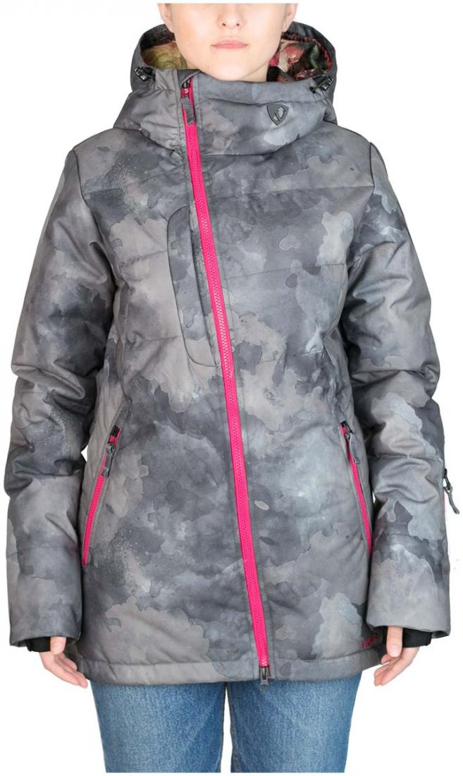 Куртка пуховая Pitch W