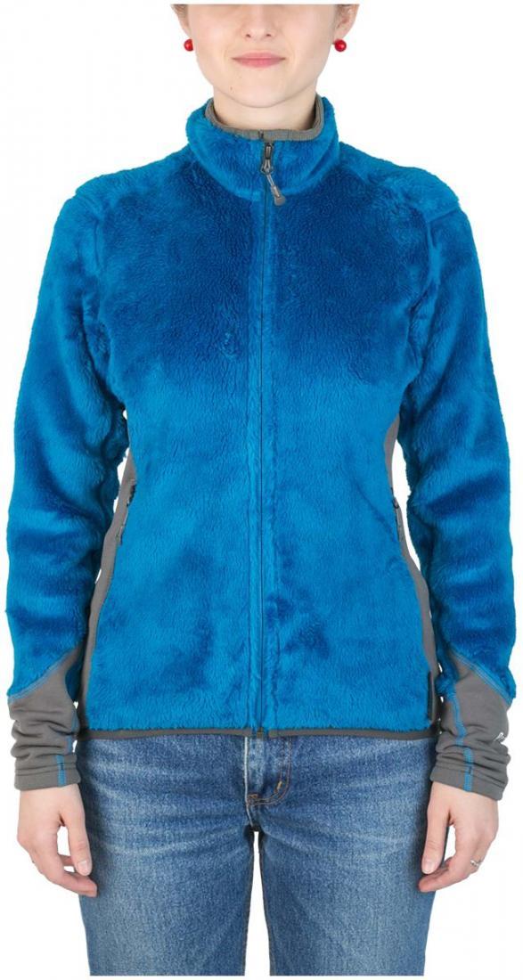 Куртка Lator ЖенскаяКуртки<br><br> Легкая куртка из материала Polartec® Thermal Pro™Highloft . Может быть использована в качестве наружного и внутреннего утепляющего слоя.<br><br> <br>&lt;...<br><br>Цвет: Синий<br>Размер: 44