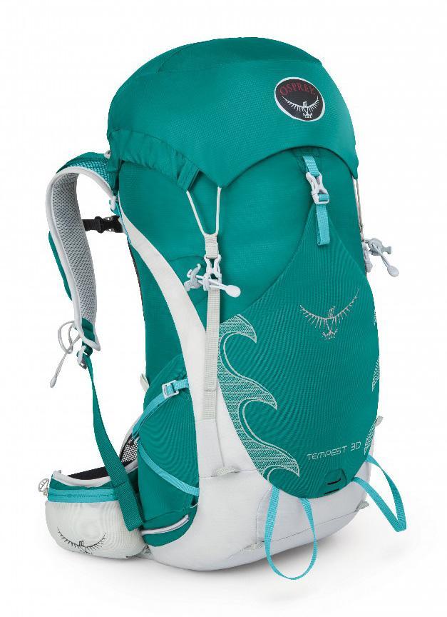 Рюкзак Tempest 30Рюкзаки<br>Tempest   женская версия рюкзаков иконической серии Talon, разработанная с учетом анатомических особенностей женской фигуры. Tempest 30   это рюкзак...<br><br>Цвет: Цвет морской волны<br>Размер: 30 л