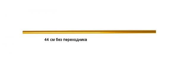 Стойка без переходникаПалатки<br>Стойкабез переходника для установки тента.<br> <br><br>Диаметр –8,5 - 13 мм.<br>Длина –44 см.<br>Вес –20 г.<br><br><br>Цвет: Бесцветный<br>Размер: 11 мм