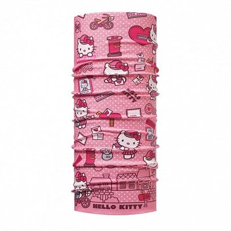 Buff Бандана BUFF HELLO KITTY CHILD ORIGINAL BUFF (One Size, MAILING ROSE, , ,) buff бандана child uv protection surf traveller one size dark navy