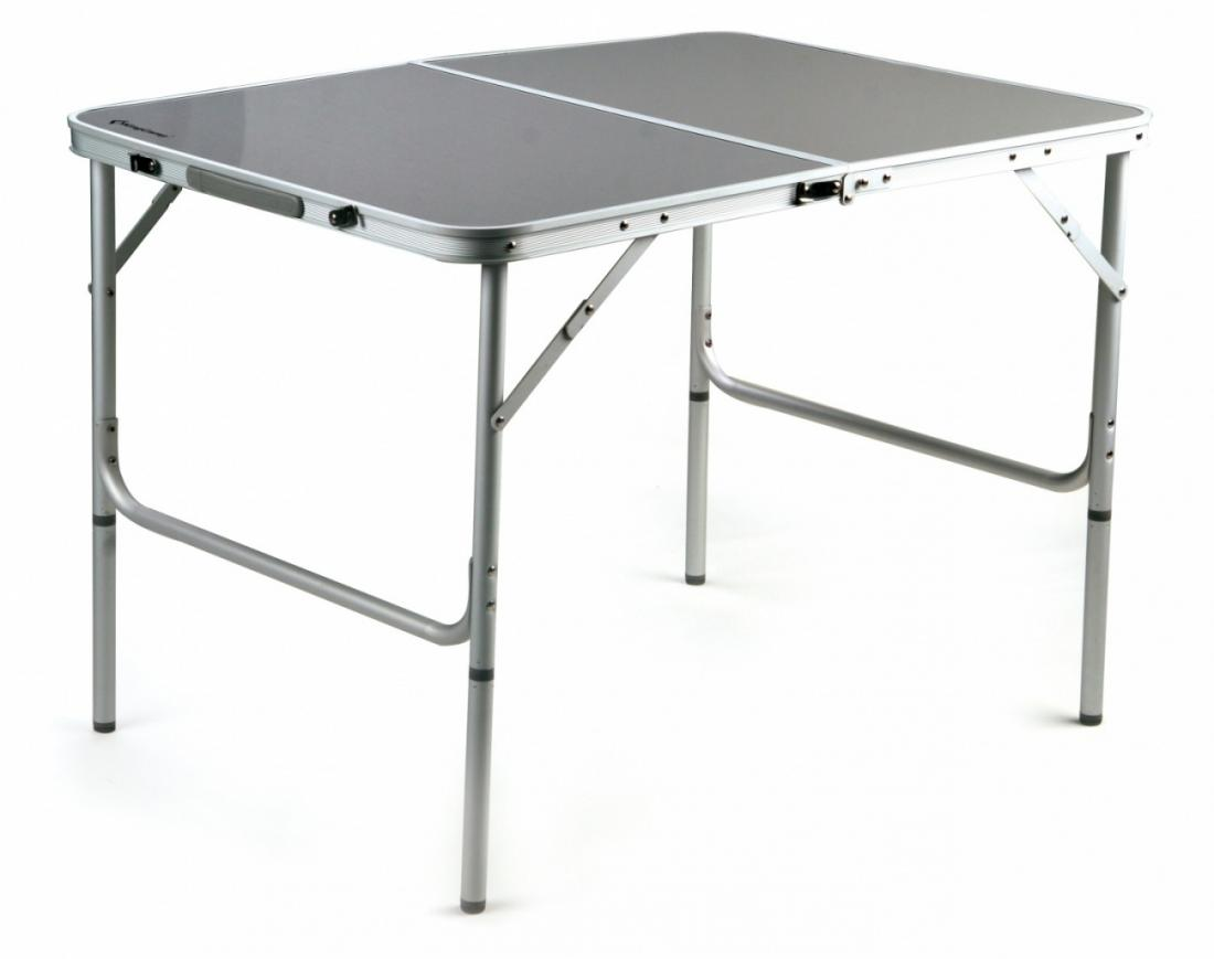 King Camp Стол 3815 скл.алюм.Alu.Folding Table (100х70, 0, ,) king camp комплект 3850 table chair set серый