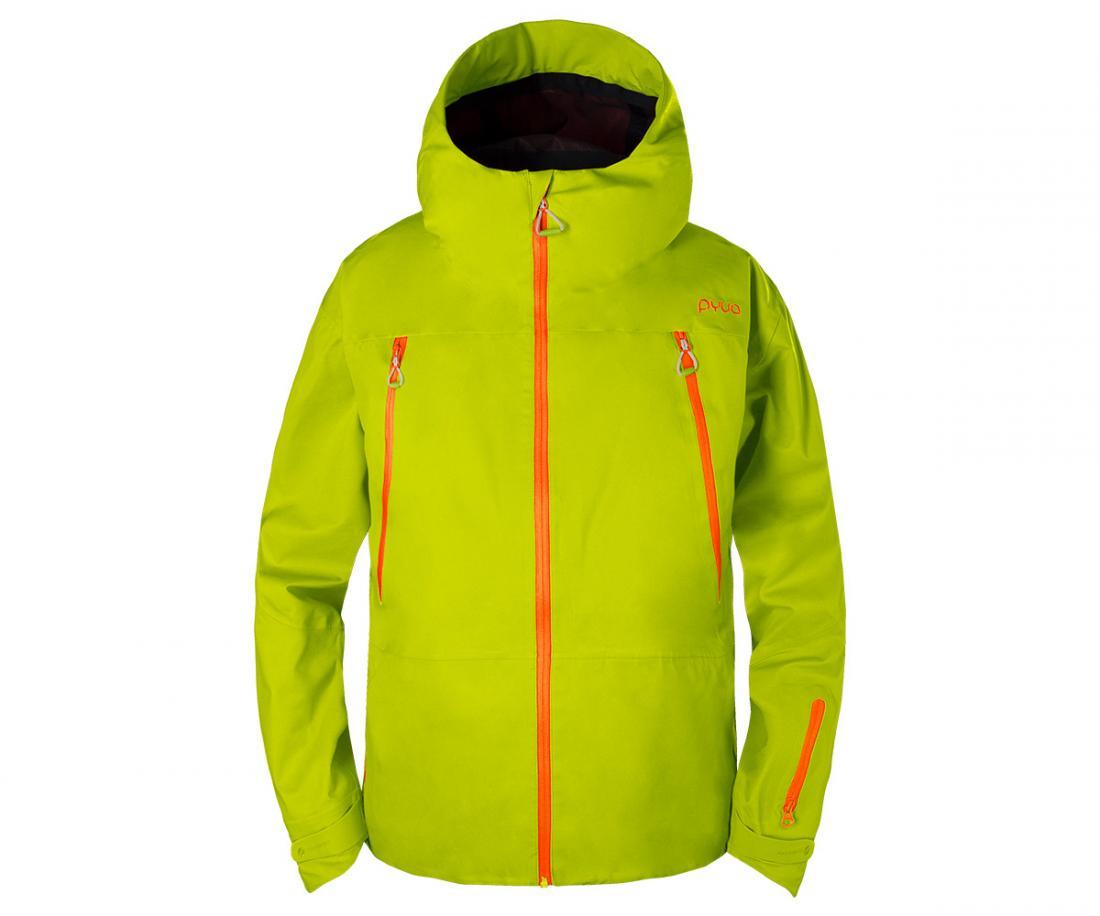 Куртка Momentum-Y муж.Куртки<br><br><br>Цвет: Зеленый<br>Размер: XXL