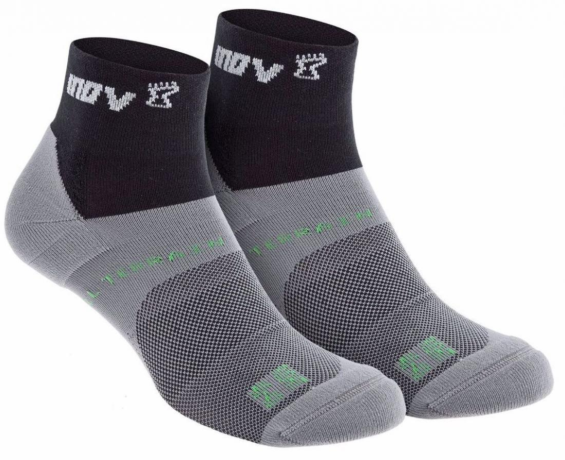 Inov-8 Носки All Terrain Sock Mid (L, White, , ,) inov 8 брюки at c tight w l black