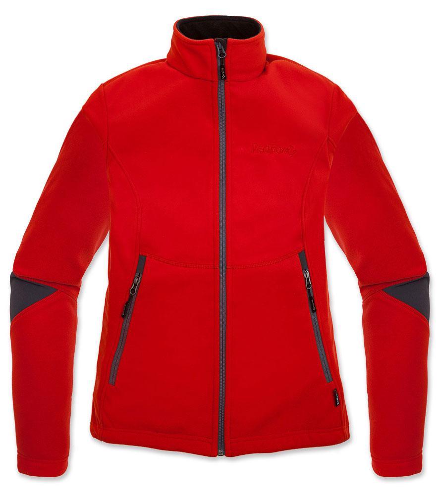 Куртка Defender III ЖенскаяКуртки<br><br> Стильная и надежна куртка для защиты от холода и ветра при занятиях спортом, активном отдыхе и любых видах путешествий. Обеспечивает свободу движений, тепло и комфорт, может использоваться в качестве наружного слоя в холодную и ветреную погоду.<br>&lt;/...<br><br>Цвет: Красный<br>Размер: 50