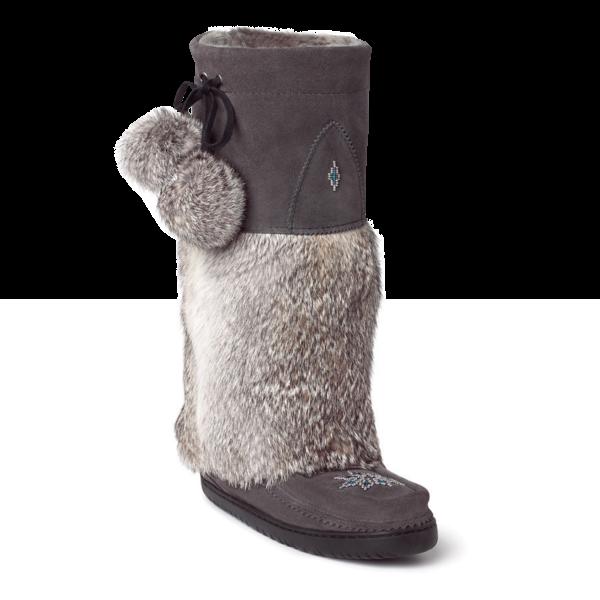 Manitobah Унты Kanada Mukluk мужск (8, Charcoal /св-серый, ,) унты centro унты