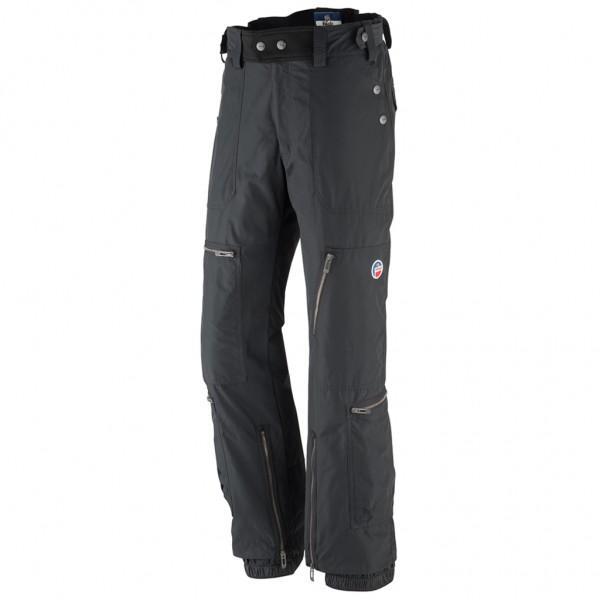 Брюки E2606 VALMOREL муж.Брюки, штаны<br><br> Мужские лыжные брюки VALMOREL выполнены из новейшей мембранной ткани с особой пропиткой Depelant, которая обеспечивает хороший воздухообмен и полную водонепроницаемость.  Благодаря свободному крою, модель отлично сочетается со спортивными куртками,...<br><br>Цвет: Черный<br>Размер: 40