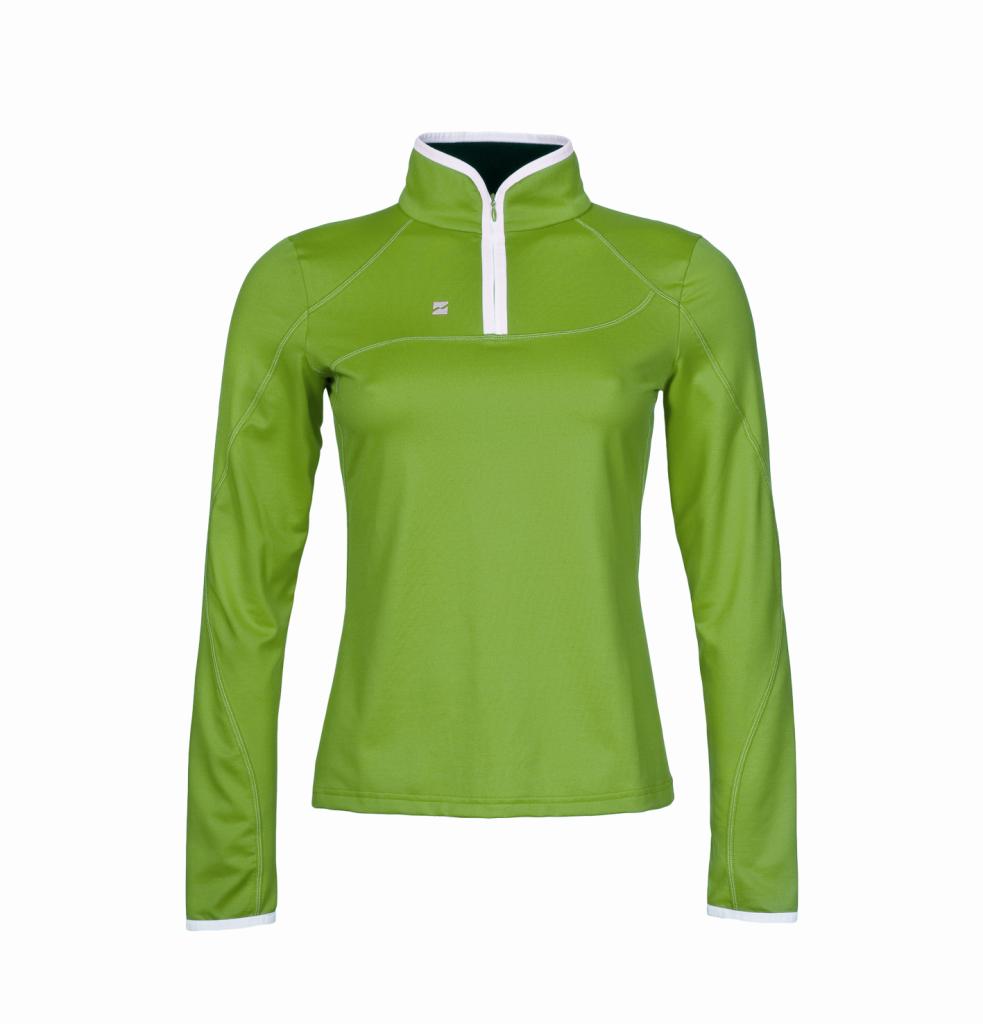 Пуловер Lovely Shirt жен.Пуловеры<br><br> Lovely Shirt – элегантный женский пуловер в однотонном цветовом исполнении от горнолыжного бренда Mountain Force. Вы можете надеть его под спортивный жилет или куртку с мембраной, используя в качестве дополнительного теплоизолирующего слоя, или нос...<br><br>Цвет: Зеленый<br>Размер: 44