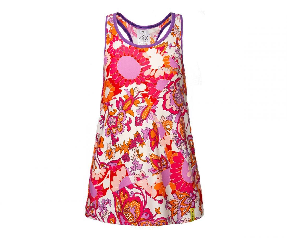Платье Bella ДетскоеПлатья, юбки<br>Для маленьких принцесс наши дизайнеры придумали яркое платье-клеш из функционального и приятногок телу материала.Платье моментально вы...<br><br>Цвет: Розовый<br>Размер: 116