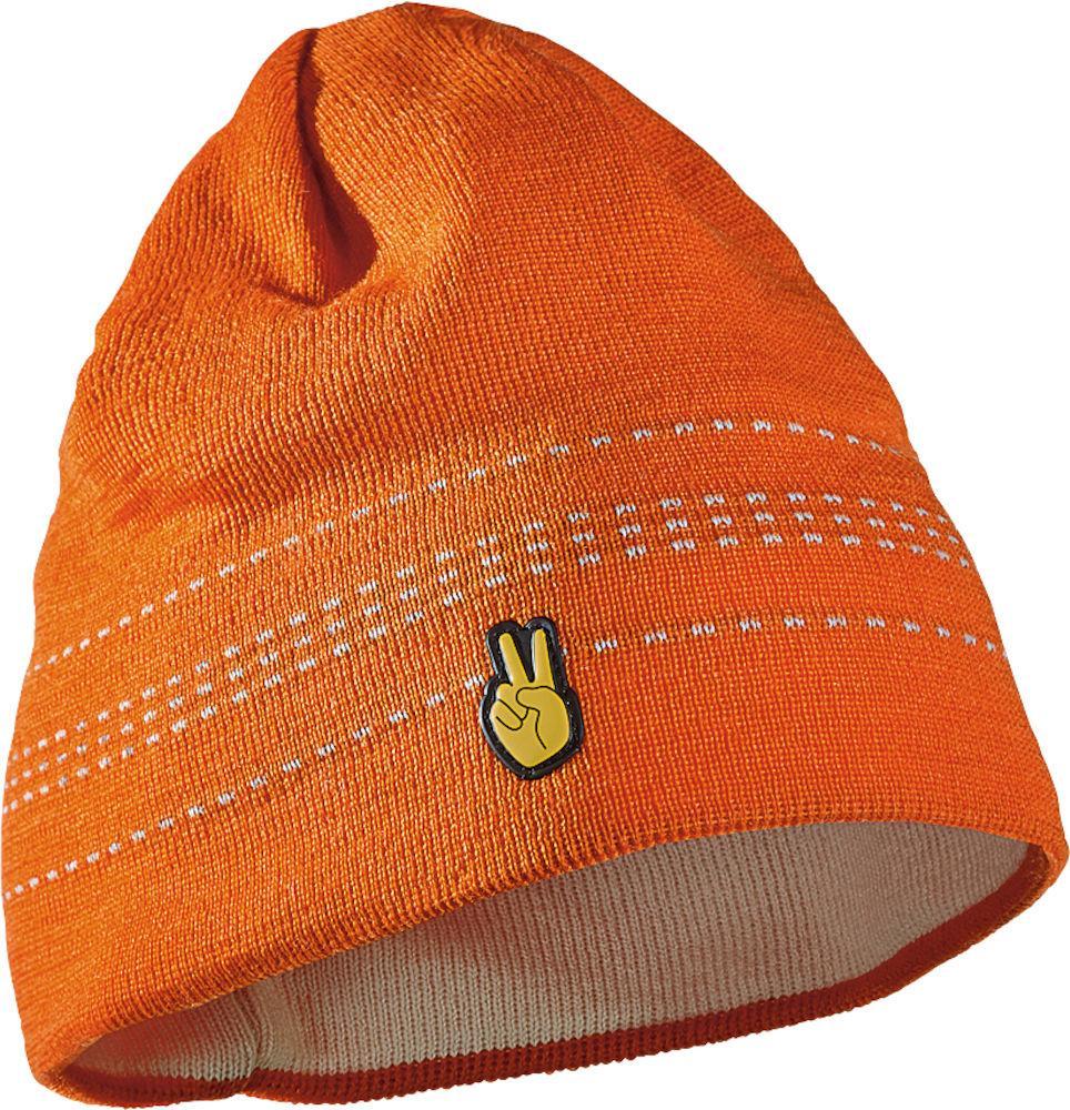 Шапка Advantage A2Шапки<br>Состав: 100% шерсть, подкладка Piumafil, Светоотражающая нить<br><br>Цвет: Оранжевый<br>Размер: None