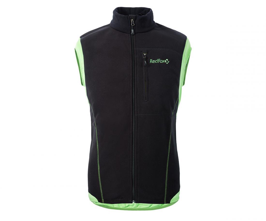 Жилет Wind Vest IIЖилеты<br><br> Удобный спортивный жилет для использования в качестве промежуточного или верхнего утепляющегослоя. Передняя часть жилета выполнена ...<br><br>Цвет: Зеленый<br>Размер: 46
