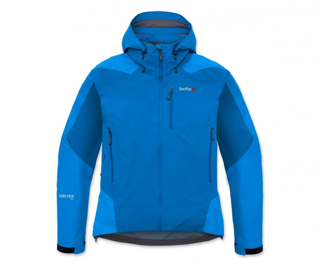 Куртка ветрозащитная X6 GTXКуртки<br><br><br>Цвет: Голубой<br>Размер: 52