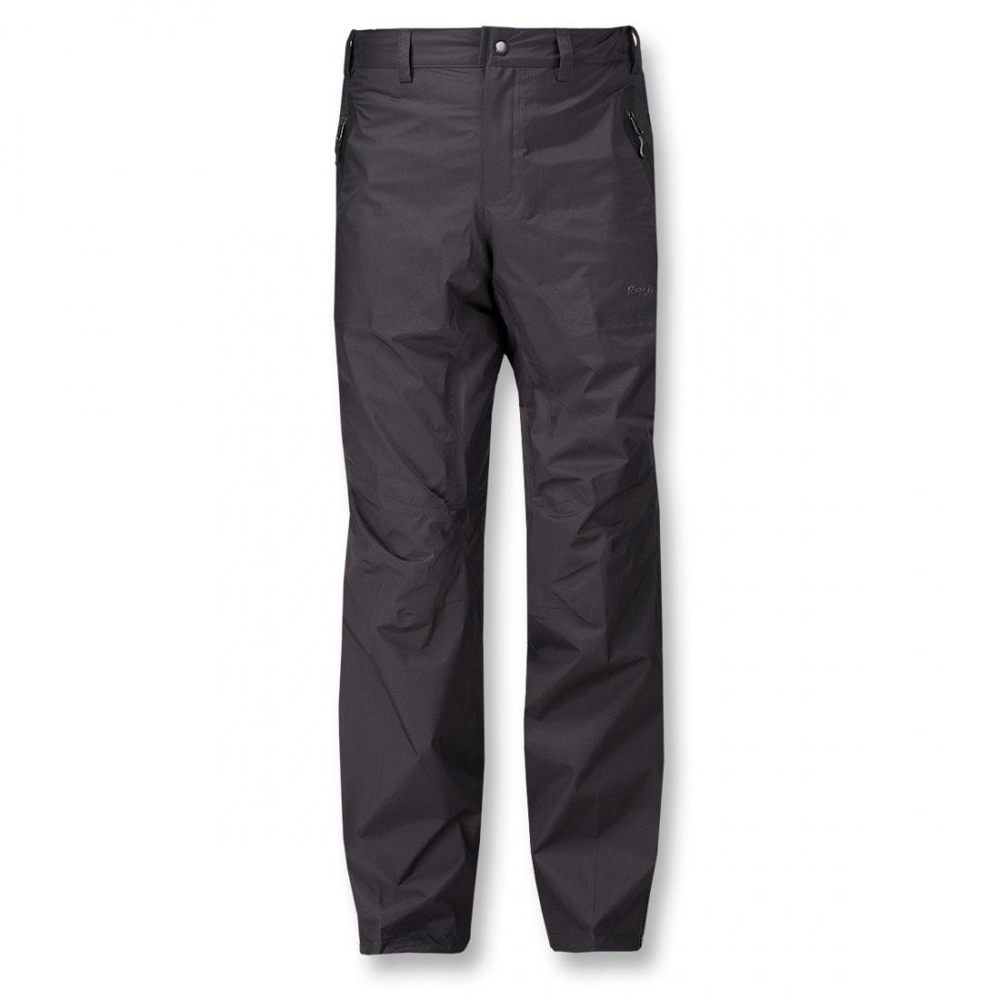 Брюки ветрозащитные Kara-Su 08Брюки, штаны<br>Очень легкие современные штормовые брюки Red Fox Kara-Su 08 из серии Nordic Style, помещающиеся даже в карман куртки, созданы в дополнение к куртке &lt;a href=/...<br><br>Цвет: Черный<br>Размер: 42