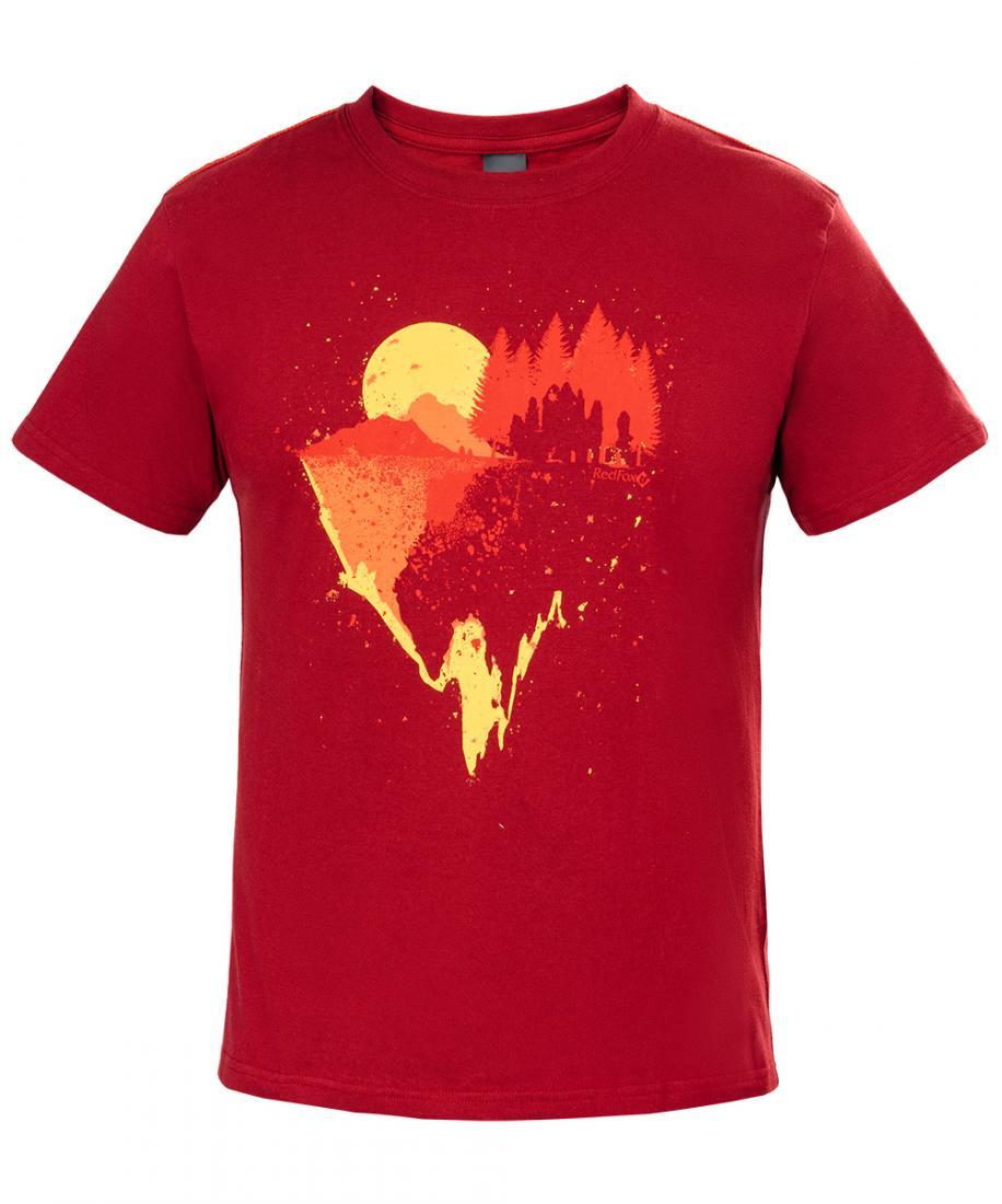 Футболка Columbus МужскаяФутболки, поло<br>Классическая футболка из 100% хлопка. Изделие прекрасно подойдёт для использования в повседневной жизни и в поездках.<br><br>основное назначение: путешествия, повседневное городское использование<br>прямой силуэт<br>удобный полукр...<br><br>Цвет: Темно-синий<br>Размер: 46