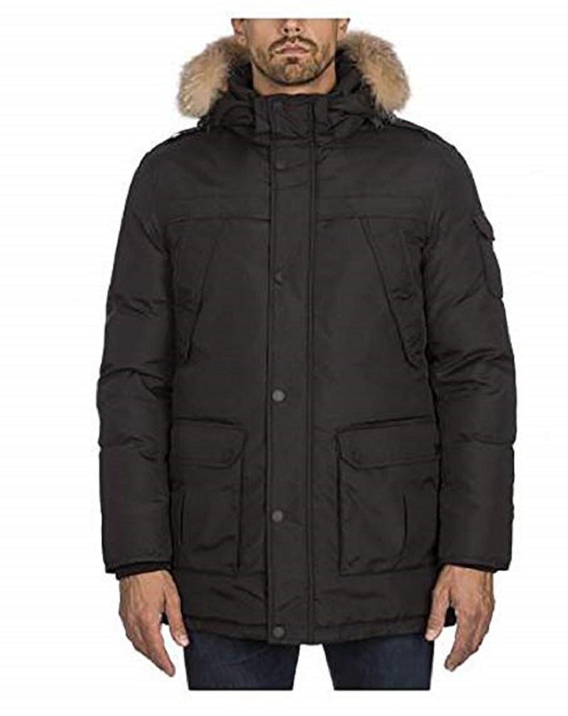 фото Куртка пуховая мужская ELLIOT