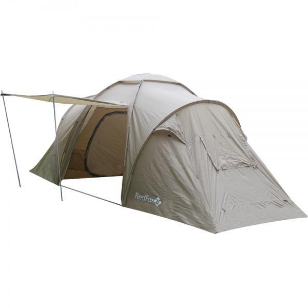 Палатка Challenger House V2Палатки<br><br> Большая палатка для кемпинга. Модель идеально подходит для семейного отдыха, поскольку имеет две отдельные комнаты и огромный тамбур. Палатка обладает простым в установке и исключительно прочным каркасом. Основная особенность модели: полог палатки ...<br><br>Цвет: Бежевый<br>Размер: None
