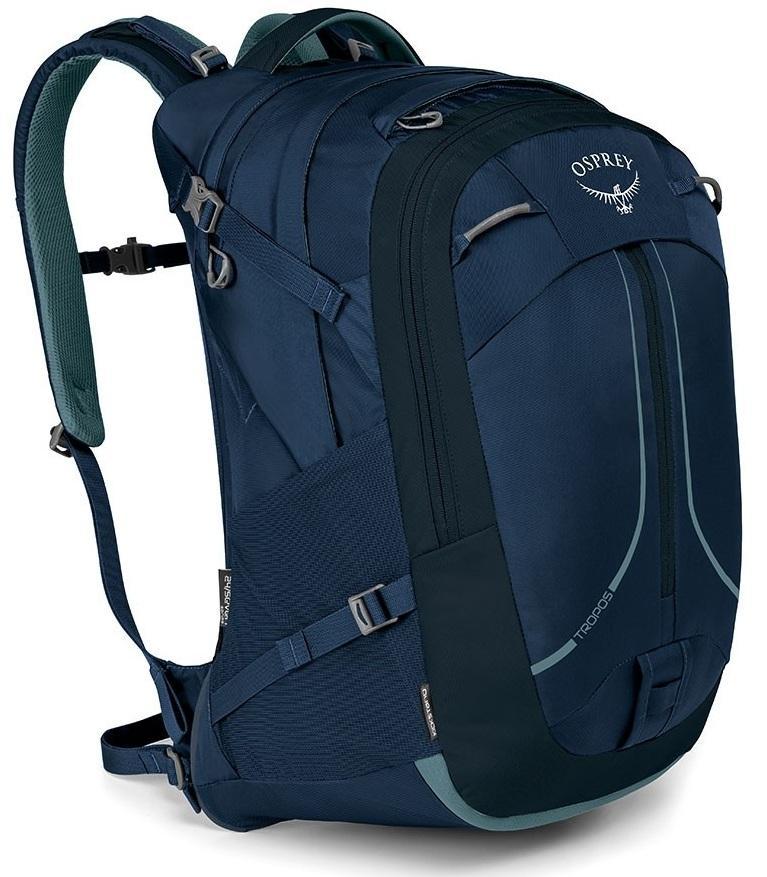 Рюкзак Tropos 32Городские<br>Рюкзак Tropos 32 — топовый рюкзак для активного повседневного использования. Благодаря вентилируемой спине AirSpeed™ и лямкам с подкладкой из сетки, вам будет комфортно даже в жарких условиях. <br>Ключевые особенности рюкзака в том, что внутренний...<br><br>Цвет: Коричневый<br>Размер: None
