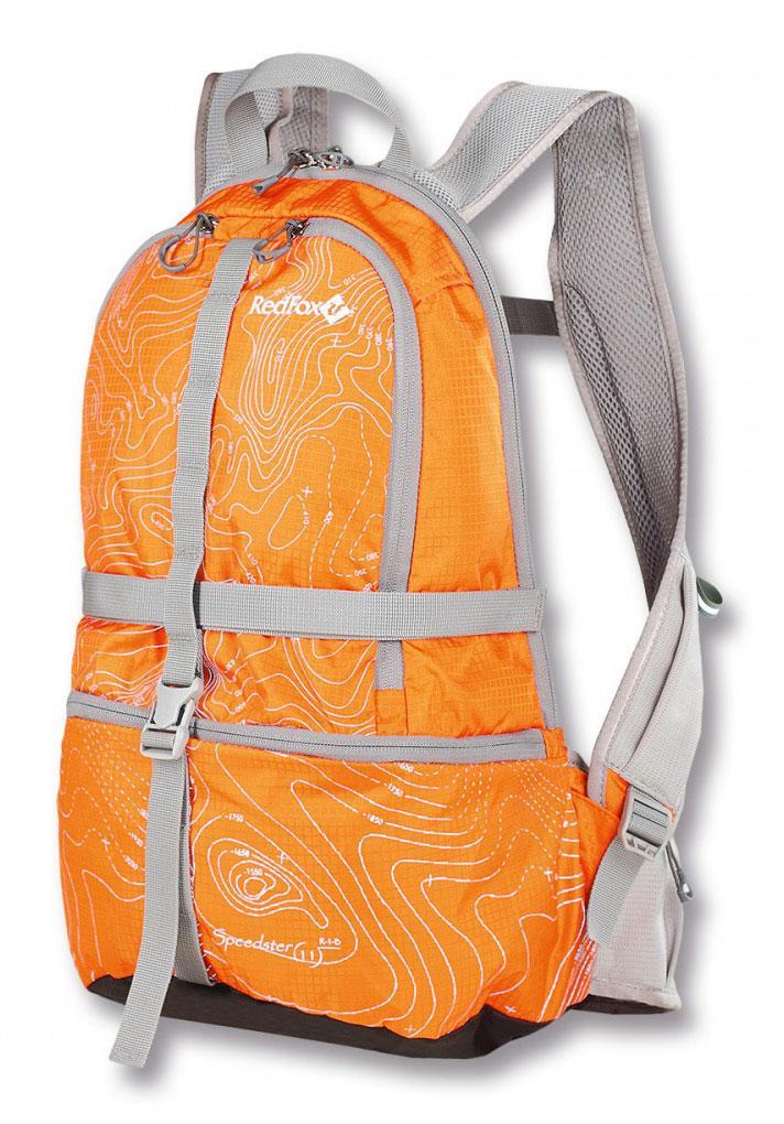 Рюкзак Speedster 11 R-1-BСпортивные<br><br><br>Цвет: Оранжевый<br>Размер: 11 л