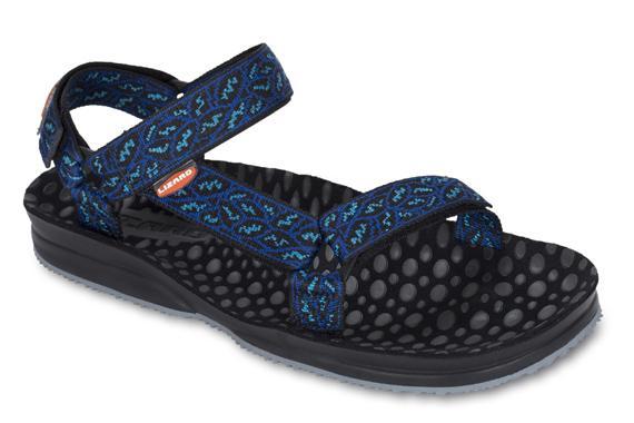 Сандали CREEK IIIСандалии<br><br> Стильные спортивные мужские трекинговые сандалии. Удобная легкая подошва гарантирует максимальное сцепление с поверхностью. Благ...<br><br>Цвет: Голубой<br>Размер: 36
