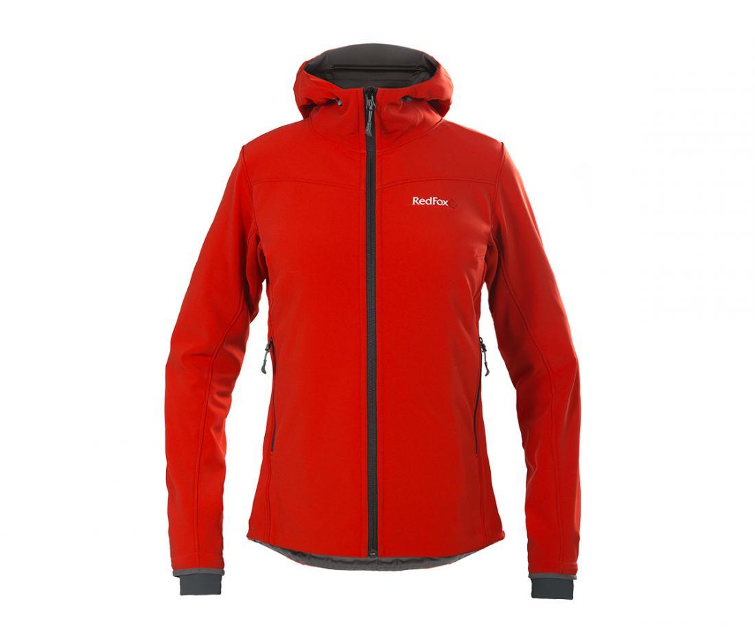 Куртка Yoho Softshell ЖенскаяКуртки<br><br><br>Цвет: Темно-красный<br>Размер: 44