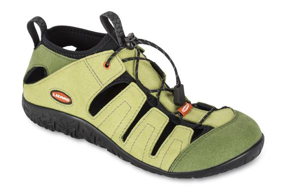 Мокасины KROSS Ibrido WМокасины<br>Прекрасный вариант сочетания ботинок и сандалий. Легкие, гибкие, компактные, с хорошей воздухопроницаемостью, они обеспечивают прекрасное сцепление на различных видах поверхности. <br><br>Верх: Happy Cow Suede, дополнительная защита носка....<br><br>Цвет: Зеленый<br>Размер: 39