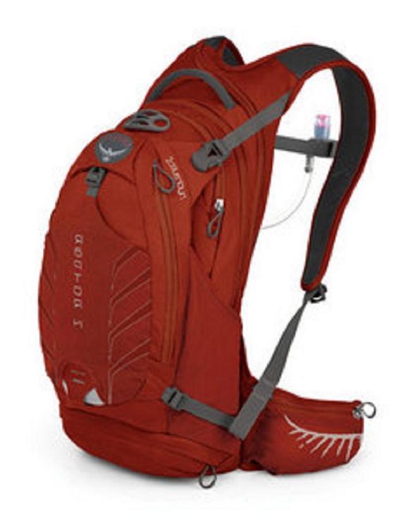 Рюкзак Raptor 14Рюкзаки<br><br><br>Цвет: Красный<br>Размер: 14 л