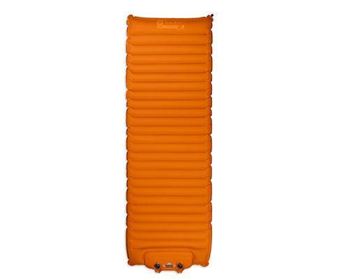 Коврик Cosmo™ Insulated 25Коврики<br><br>NEMO - легендарный американский бренд с 12- летней историей, создатель инновационной неподражаемой технологии AirSupported (воздушных дуг для палаток). В своих продуктах всегда придерживается умного дизайна и использует самые передовые материалы. ...<br><br>Цвет: Оранжевый<br>Размер: None