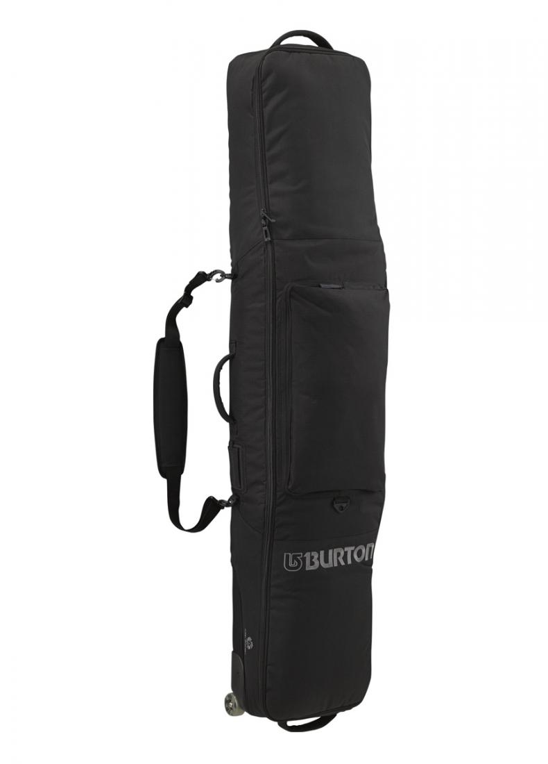 Фото - Сумка для сноуборда WHEELIE GIG BAG от Burton Сумка для сноуборда WHEELIE GIG BAG Черный