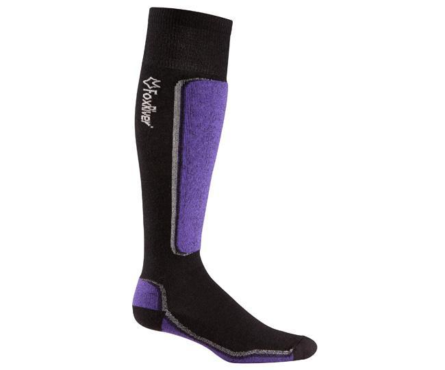 Носки лыжные 5998 VVS MV SKIНоски<br><br> Сочетание роскошных натуральных волокон мериносовой шерсти и шелка обеспечивают анатомическую посадку и удобство при катание со склонов. Натуральные волокна естественным образом отводят влагу, сохраняя ноги в тепле и комфорте. Что может быть лучше?...<br><br>Цвет: Темно-фиолетовый<br>Размер: S