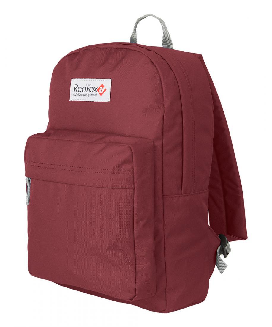Рюкзак Bookbag M1Рюкзаки<br>Bookbag M1 – удобный городской рюкзак. Модель представлена в нескольких цветах.<br><br>одно отделение<br>в комплекте пенал-карман на молнии<br>объемный наружный карман<br>смягчающие вставки в дне и спине<br>материал:...<br><br>Цвет: Бордовый<br>Размер: 25 л