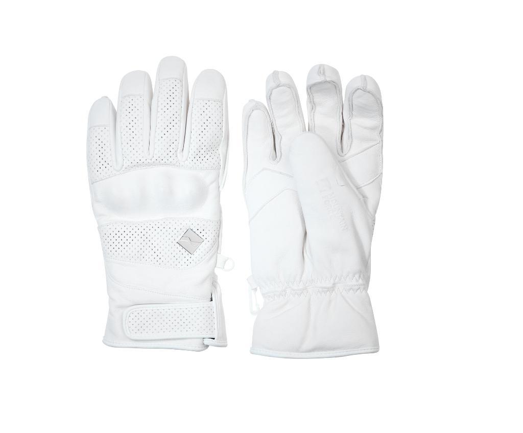 Перчатки Spike муж.Перчатки<br><br> Перчатки Spike – стильная мужская модель от известного горнолыжного бренда Mountain Force. Итальянская овечья кожа делает их необыкновенно теп...<br><br>Цвет: Белый<br>Размер: S