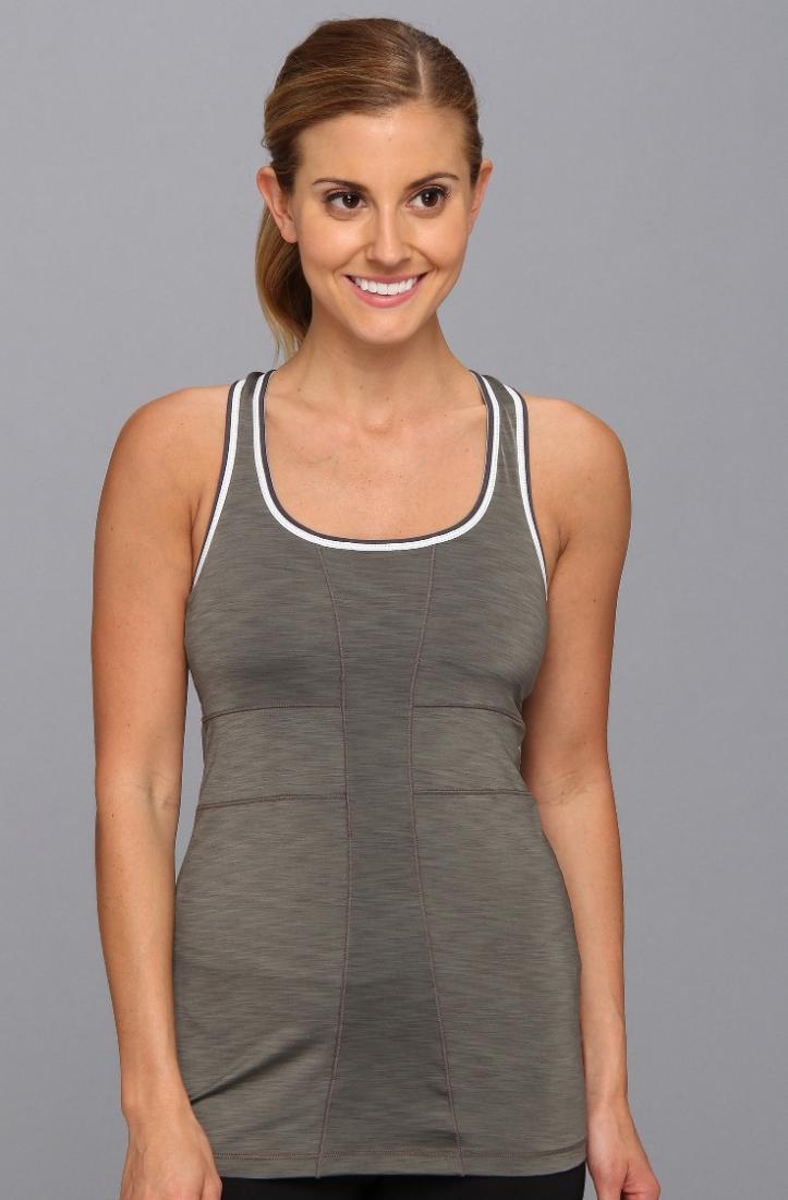 Топ LSW0900 LOVE TOPФутболки, поло<br><br> Love Top LSW0900 – стильная женская футболка от Lole открытого фасона, в которой так удобно заниматься спортом и совершать прогулки по городу в жаркую погоду. Контрастные швы, плетение на спинке и слегка расклешенный крой придают изделию оригинальн...<br><br>Цвет: Темно-серый<br>Размер: M