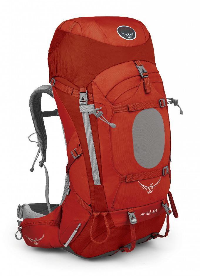Рюкзак Ariel 65 WomensТуристические, треккинговые<br><br> Как говорится, долгое путешествие требует более спланированной подготовки. Куда вы отправитесь? Как доберетесь до пункта назначения? К...<br><br>Цвет: Красный<br>Размер: 62 л