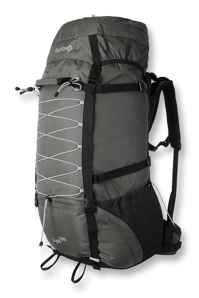 Рюкзак Light 100Туристические, треккинговые<br><br> Лёгкий столитровый рюкзак Ред Фокс Light 100 для туризма. В рюкзаке используется подвесная система IBC, которая обеспечивает надёжную и удо...<br><br>Цвет: Темно-серый<br>Размер: None