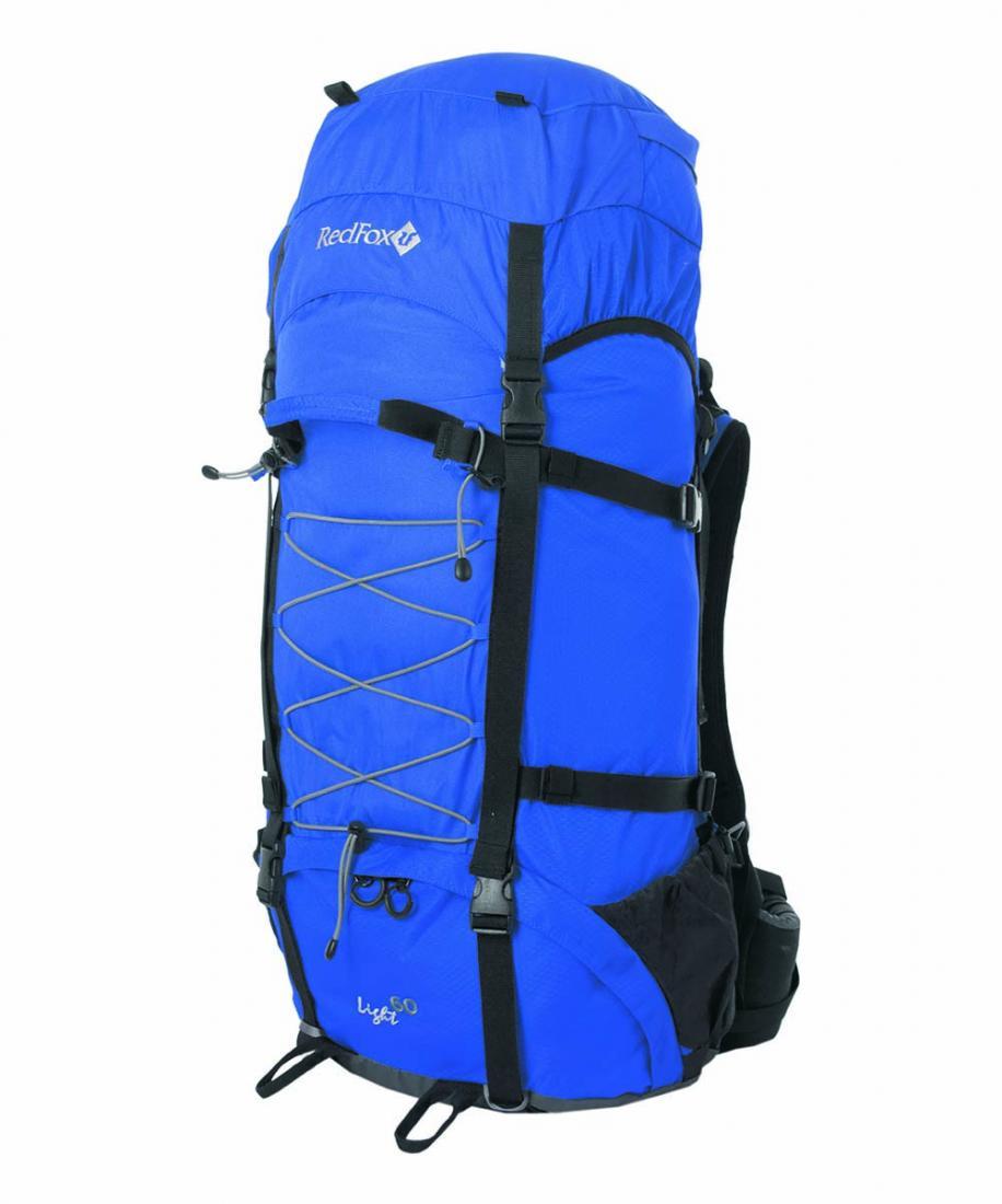 Рюкзак Light 60Туристические, треккинговые<br><br><br>Цвет: Синий<br>Размер: 60 л
