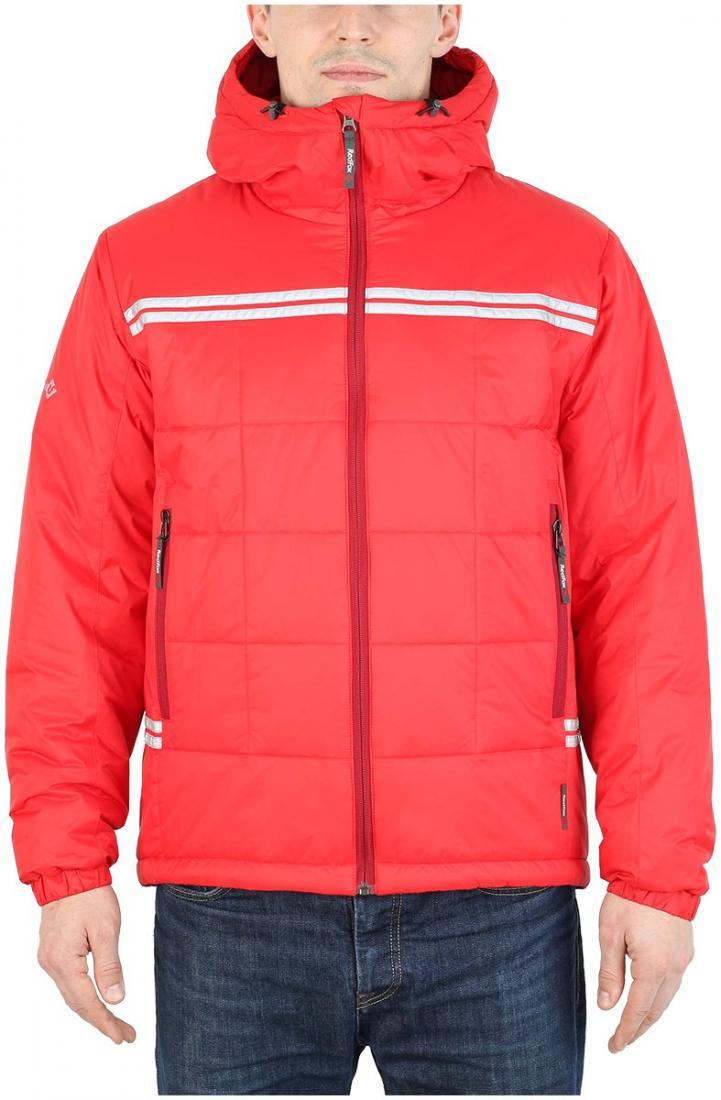 Куртка утепленная ChinookКуртки<br><br> Теплая куртка для использования в условиях умеренно-низких температур. Сочетание утеплителя высокого качества с надежным и<br> легким мембранным материалом обеспечивает надежную защиту от ветра и холода. совершенно не стесняет движений, очень ко...<br><br>Цвет: Красный<br>Размер: 58