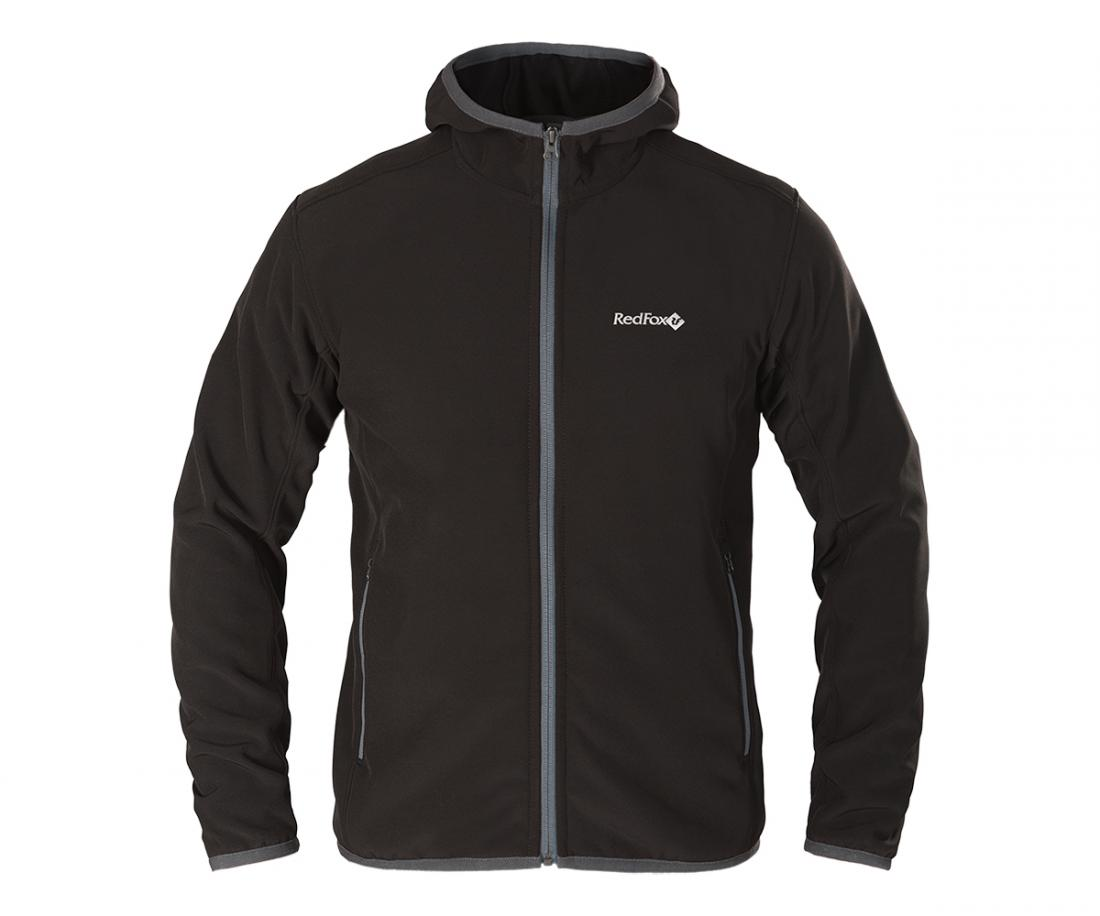 Куртка Only Shell II МужскаяКуртки<br>Мужская городская куртка с элементами спортивногодизайна из двух-слойного материала с флисовой подкладкой. Куртка обеспечивает защиту о...<br><br>Цвет: Черный<br>Размер: 56