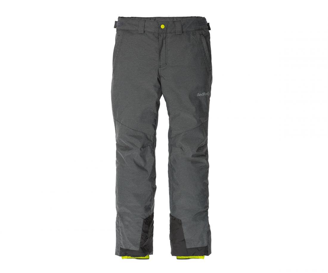 Брюки утепленные Benny II ДетскиеБрюки, штаны<br>Прочные и водонепроницаемые зимние брюки дляподростков в стиле деним. Дополнительные вставкииз износостойкого материала по внутреннем...<br><br>Цвет: Черный<br>Размер: 140