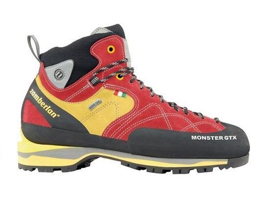 Кроссовки скалолазные A97-MONSTER GT RRСкалолазные<br><br><br>Цвет: Красный<br>Размер: 37.5