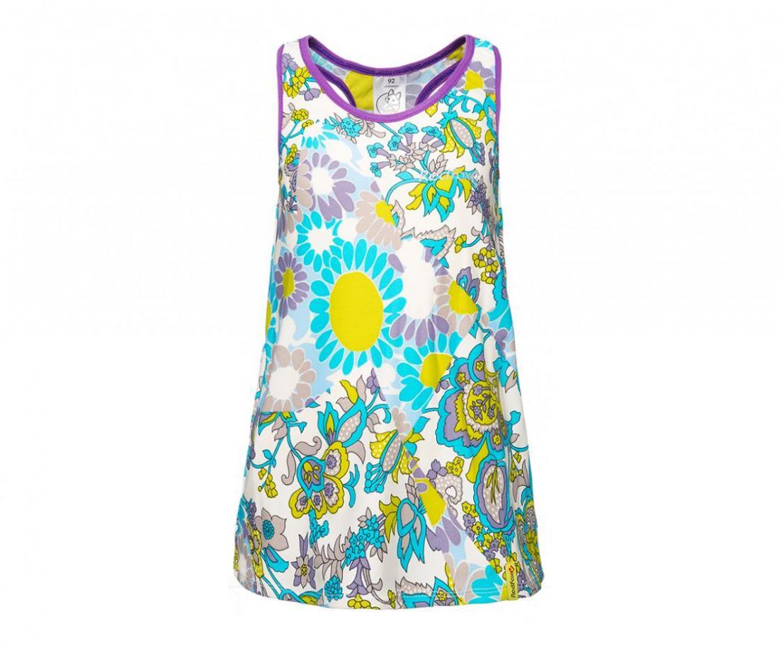 Платье Bella ДетскоеПлатья, юбки<br>Для маленьких принцесс наши дизайнеры придумали яркое платье-клеш из функционального и приятногок телу материала.Платье моментально вы...<br><br>Цвет: Голубой<br>Размер: 104