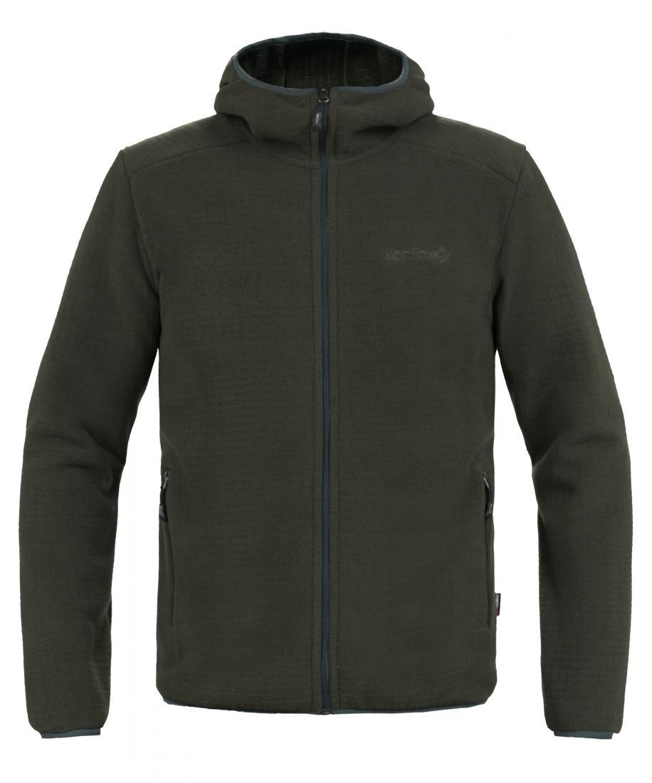 Куртка Kandik R МужскаяКуртки<br><br> Легкая и универсальная куртка Kandik R , выполненная из материала Polartec 100. Анатомический крой обеспечивает точную посадку по фигуре. Может быть использована в качестве основного либо дополнительного утепляющего слоя.<br><br><br>основное...