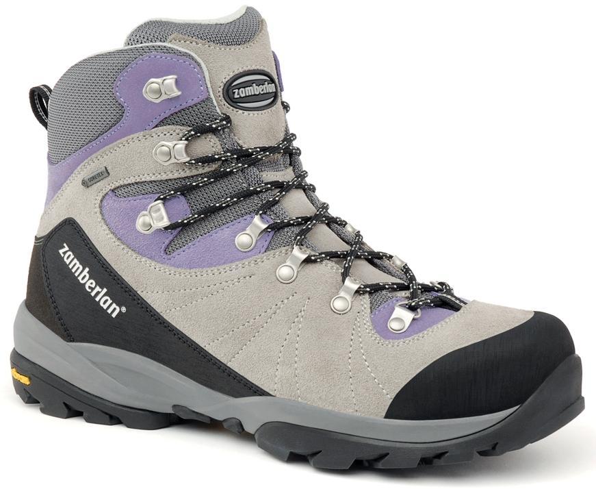 Ботинки 568 BORA GTX RR WNSХайкинговые<br>Туристические ботинки с верхом из расщепленной кожи Hydrobloc®/Cordura и подошвой Vibram® Campos для лучшей вентиляции и комфорта. Дополнительное защитное укрепление на носке. Подкладка GORE-TEX® Performance Comfort обеспечивает водостойкость и воздухо...<br><br>Цвет: Серый<br>Размер: 40.5