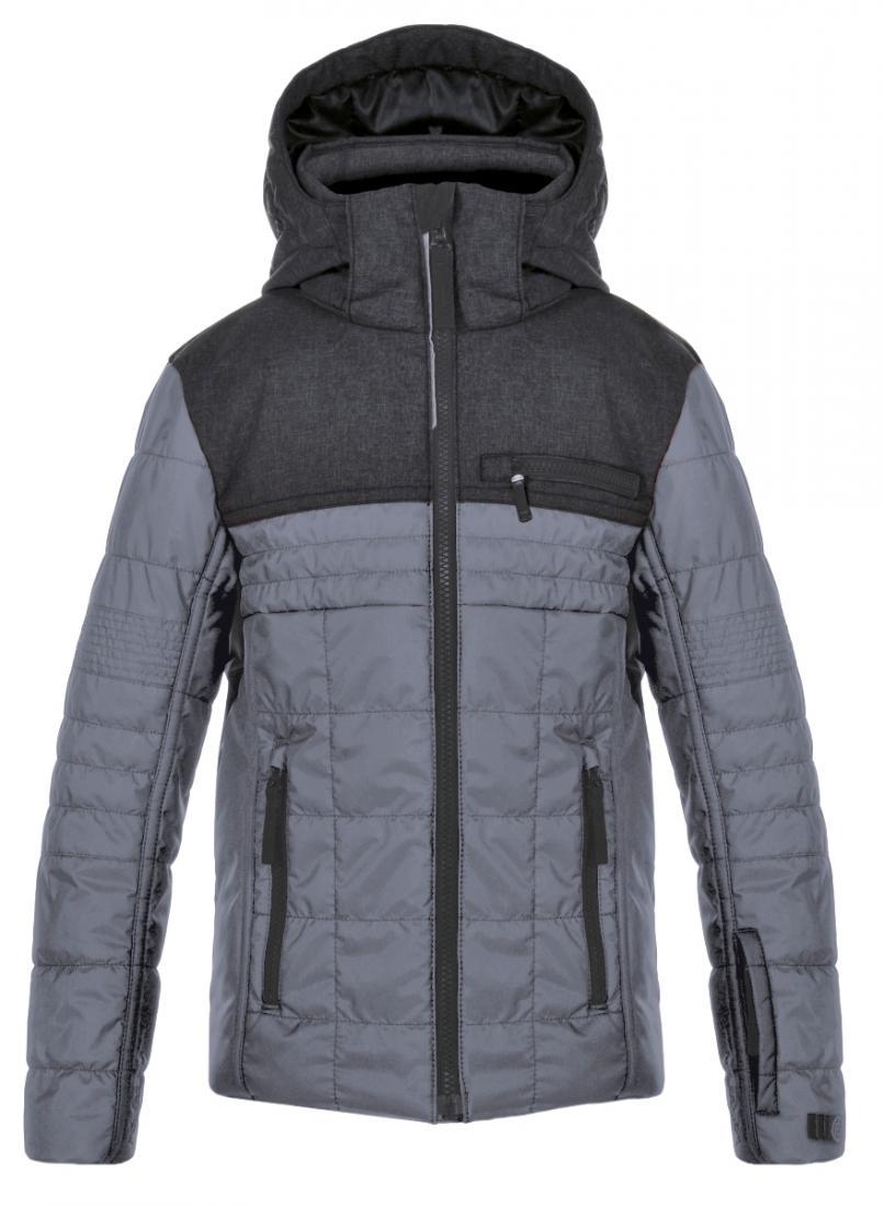 Куртка мемб W16-0903-JRBYКуртки<br>Куртка стеганого кроя W16-0903-JRBY — идеальный вариант для игры в хоккей или катания на лыжах.    Внешняя ткань куртки обладает водоотталкивающим покрытием и хорошими дышащими свойствами. Синтетический утеплитель SPECTM SD обладает высокими теплосбе...<br><br>Цвет: Серый<br>Размер: 8A