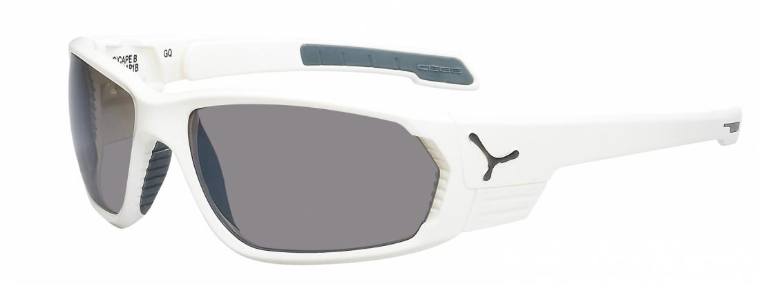 Очки Cebe  SCAPEОчки<br>Горные и мультиспортивные очки<br><br><br>  <br><br><br>Особенности:<br><br><br>  <br>    Широкий обзор<br>  <br>    Защита от боковой засветки<br>  <br>    Складные боковые шторки<br>  <br>    Обрезин...<br><br>Цвет: Белый<br>Размер: Big