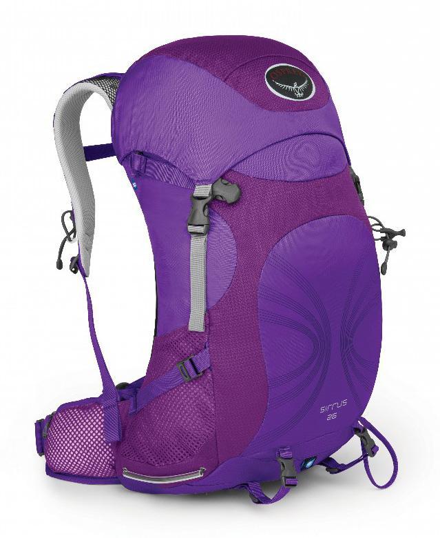 Рюкзак Sirrus 26Рюкзаки<br><br><br>Цвет: Фиолетовый<br>Размер: 26 л