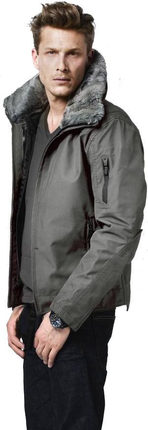 Куртка утепленная муж.MotoКуртки<br>Мы ценим свободу и независимость во всем! И время от времени нам нравится двигаться очень быстро.. Без сомнений, когда вы смотрите на MOTO, вы...<br><br>Цвет: Серый<br>Размер: XL