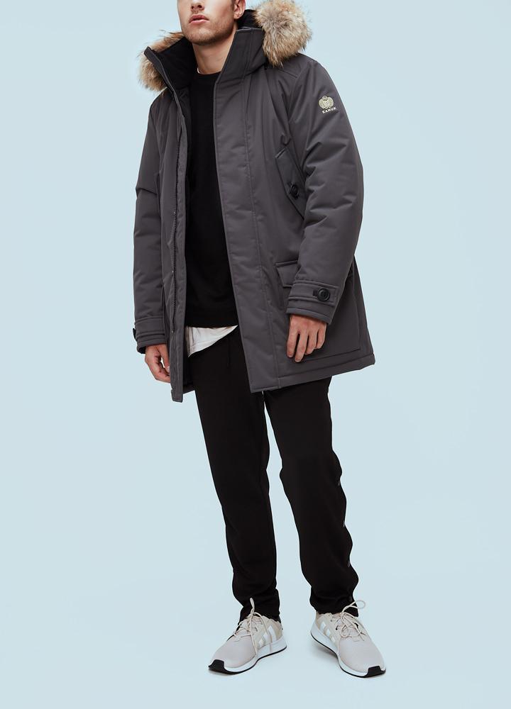 Kanuk Куртка мужская Boreal H 58D Climashield Coyote (M\M, Charcoal, , ,) цены онлайн