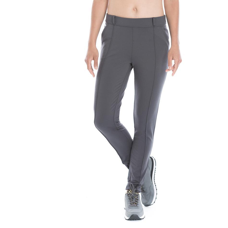 Брюки LSW1508 IZZY PANTSБрюки, штаны<br>Комфортные брюки из тянущейся ткани с добавлением шерсти. Будут прекрасно смотреться с  удобным свитером или блейзером. <br> <br>Особеннос...<br><br>Цвет: Темно-серый<br>Размер: XS