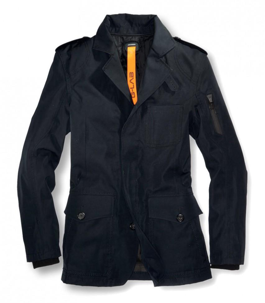 Куртка утепленная муж. ColonelКуртки<br><br><br>Цвет: Синий<br>Размер: M