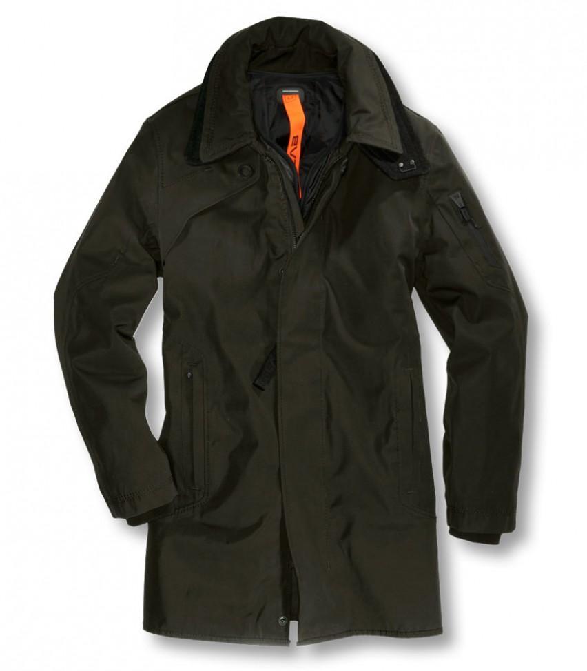 Куртка утепленная муж.CosmoКуртки<br>Куртка Cosmo от G-Lab создана для успешных, уверенных в себе мужчин, которые стремятся всегда выглядеть безупречно. Эта модель идеально сочетается как с деловым костюмом, так и с одеждой свободного стиля. Она привлекает внимание функциональным дизайном...<br><br>Цвет: Темно-зеленый<br>Размер: S